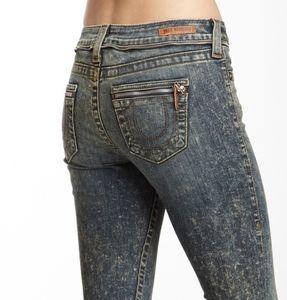 True religion Halle jeans ST# WJTL60T48